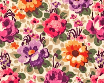 Tana lawn fabric from Liberty of  London, Florence.