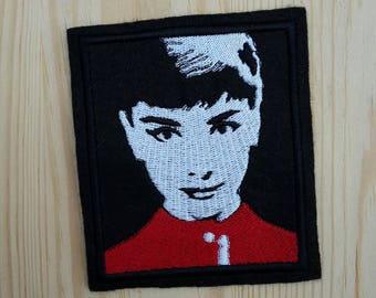 Audrey Hepburn Patch