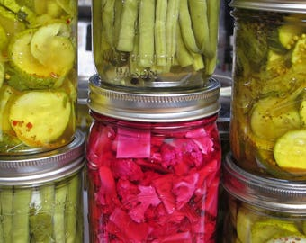 Pickle of the Month Club (12mo subscription)- Pin Up Pickles