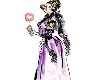 Ada Lovelace Print
