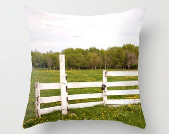 Cowgirl Nursery Decor, Home Decorative Pillow Case Handmade In Canada, Cowgirl Bedroom, Farmhouse Style Pillow Cover, Rustic Home Decor