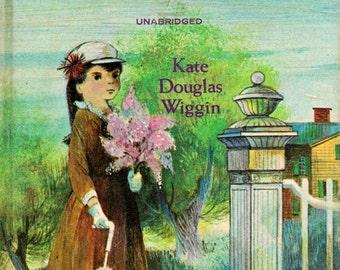 Rebecca of Sunnybrook Farm by Kate Douglas Wiggin, illustrated by June Goldsborough