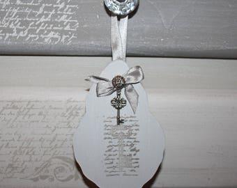Plaster Home Fragrance Diffuser tassel!