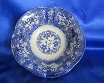Mid-Victorian Blue & White Chinese Bowl