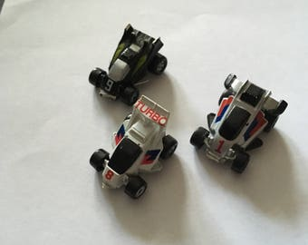Micro Machine vintage rare racing car lot