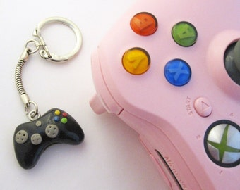 Create Your Own XBOX 360 Video Game Controller Keychain
