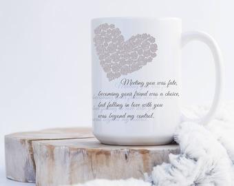 Mug I Love You mug