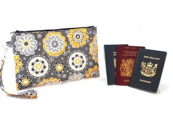 family passport holder - travel wallet - multiple passport holder - travel document organizer - travel gift - passport case  passport wallet