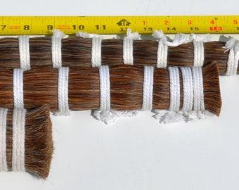 Real Horse Hair Bundle - 60 cm Length