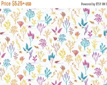 SALE Coral Reef Fabric by Dear Stella