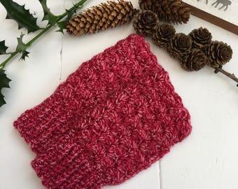 Crochet Wrist Warmers ,Fingerless Gloves, Crochet Gloves ,Fingerless Mittens ,Mothers Day gift perfect christmas gift,handmade ready to ship