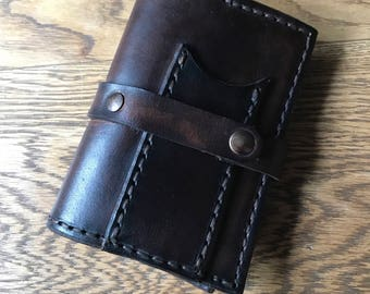 Passport Leather Passport cover holder
