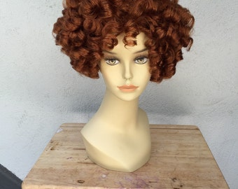 Little Orphan Annie Broadway Theater Adult OR Child Costume Wig