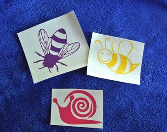 Bug/Insect Vinyl Decal