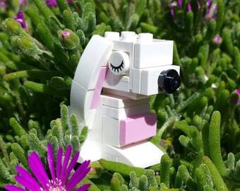 Custom Mini Sleepy Bunny Building Kit