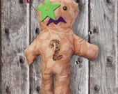 Voodoo Doll, Poppet, Pin ...