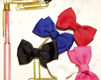 Classic Bow Planner Clip