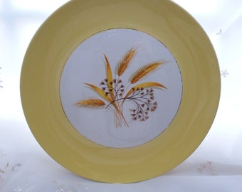 Autumn Gold by Century Service Coupe Dinner Plate