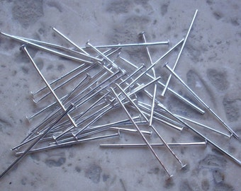 50 studs/posts to head flat 3 cm