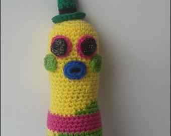 Crochet Pattern - Mr. Dinkles from Trolls