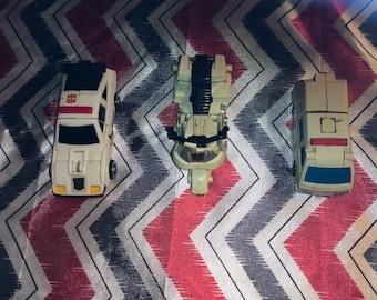 Vintage Transformer Protectobot Emergency Vehicles