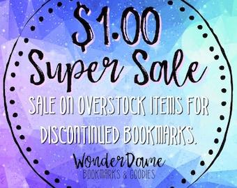 1 dollar Super sale