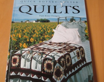 More quick rotary quilts book