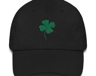 St Patricks Day Baseball Cap Clover Baseball Hat Shamrock Baseball Cap