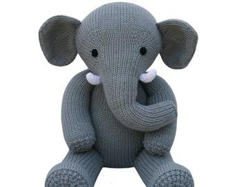 Elephant - Knit a Teddy