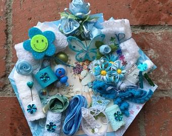 Blue---Inspiration Kit --