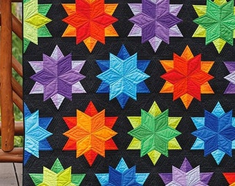 Jaybird Quilts - Night Sky Quilt Pattern