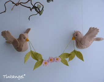 Lente Vogeltjes - Handwerkpakket