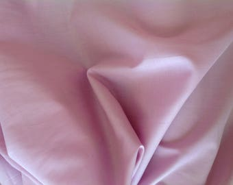 High quality cotton poplin, lavender violet no24