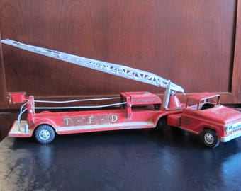 Vintage Tonka Firetruck