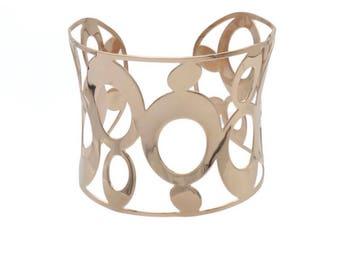 statement jewelry, bohemian jewelry, boho bangle cuff, bracelte for women, boho bracelet cuff, rose gold bangle,statement cuff, cuff bangle,