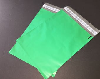 100 Spring 6x9 Poly Mailers  Self Sealing Envelopes Shipping Bags Sring Easter St. Patrick's Day