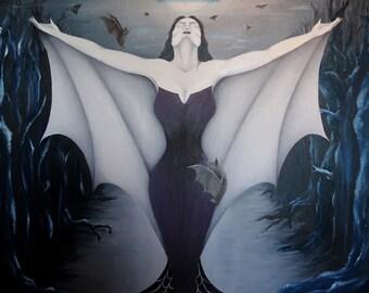 The Bat Queen