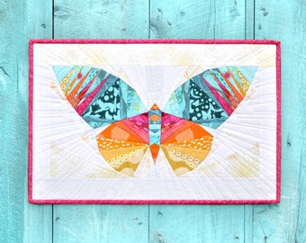 Take Wing Paper Piecing Pattern - PDF format