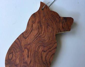 Siberian Husky Ornament
