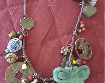Asian Luck Charm Necklace