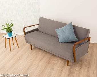 50s sofa, couch, 60s, vintage (704039)