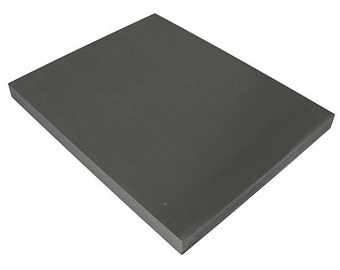 """Steel Bench Block Anvil 8"""" x 10"""" x 3/4"""" by PEPE Tools (12.322)"""