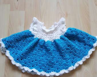 0-3months baby dress and poncho