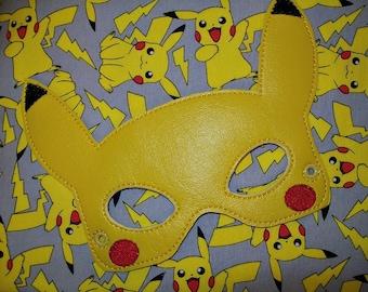 Child's Mask - Pikachu