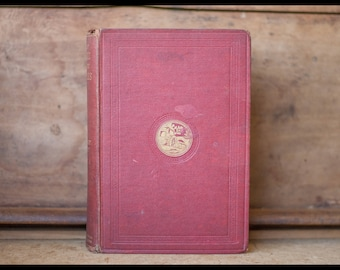 The Mill on the Floss, George Eliot, William Blackwood & sons, Stereotyped edition, no date, vintage