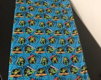 Ninja Turtles Hooded Blanket