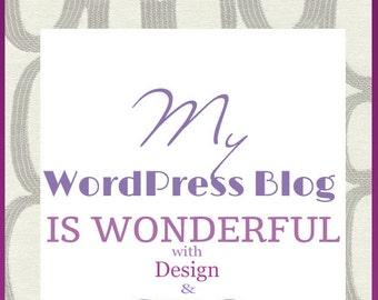 Website Design-Web Design-Custom Website Design-Blog Template-Business Web Design with SEO-Social Media-Custom Business Brand-Package I