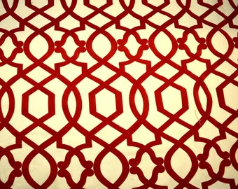 Sultana Lattice Waverly Fabric