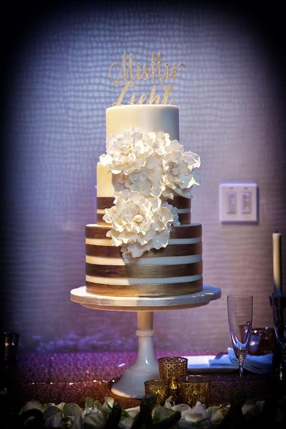 Personalized Cake Topper, Wedding Cake Topper, Engagement Cake Topper, Bridal Shower Cake Topper, Anniversary Cake Topper