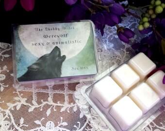 Werewolf Tarts, Halloween Tarts, Soy Wax, Werewolf Wax Melts